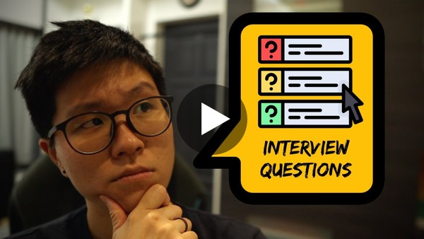 The BEST questions YOU should be asking interviewers (Free question bank template provided)