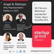 See Angels & Startups | Why Representation Matters In 2021 | Marlon Thompson | Colin Lynch at Startup Grind Vancouver