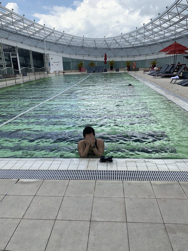 'From Robert I also learned that swimming is a great productivity tool. Why? Because it requires total isolation: no music, no phone, no possible interruptions. Just quiet, strenuous exercise. I've had some of my most productive brainstorming sessions in the pool' - Ryan Holiday