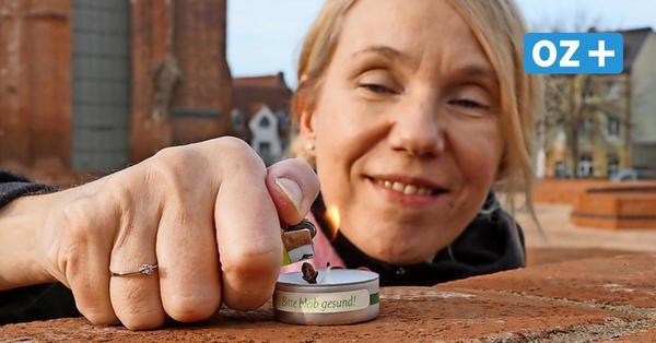 Projekt zum Mitmachen: Wismarer Künstlerin sorgt für Zusammenhalt im Lockdown