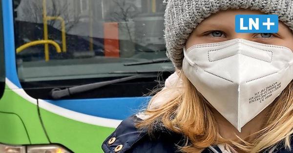 Experten raten von FFP2-Masken für Kinder ab