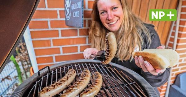 Food-Bloggerin aus Hannover: Tina Kirchhoff grillt bei der BBQ Family