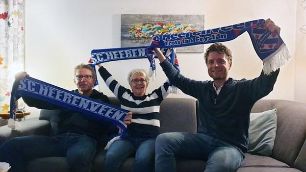 Fans missen hun voetbalclub: 'Beleving op tv is heel anders'