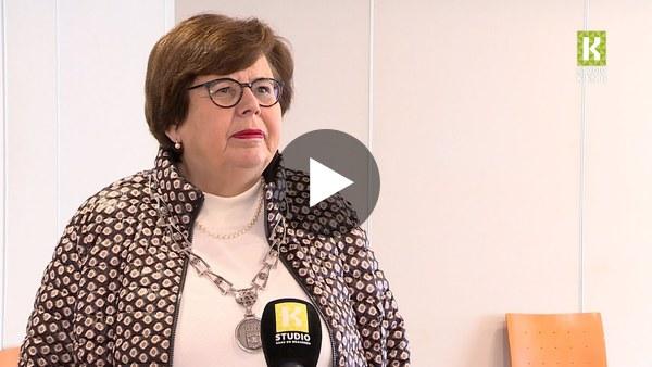 KAAG EN BRAASSEM - De avondklok, hoe gaat burgemeester Van der Velde handhaven? (video)