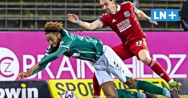 VfB Lübeck besiegt Unterhaching per Elfer mit 1:0