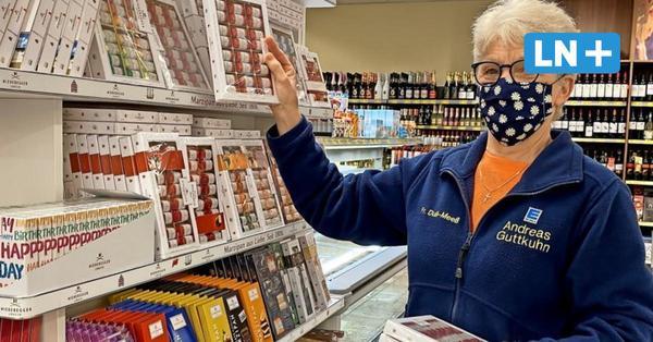 Treue Seele im Supermarkt auf Fehmarn vermisst das Lächeln