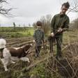 Loeren bij de boeren: voedselbos Buitenverwachting komt langzaam tot wasdom