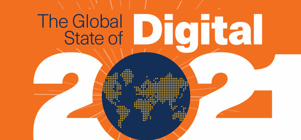 A global look at the State of Digital in 2021