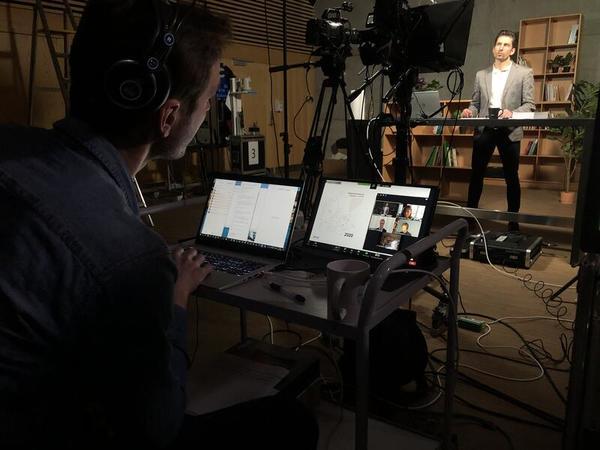 Behind the scenes fra Anders C. Østerbys minikonference