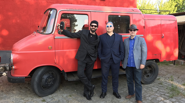 Das Trio Mückenheimer. Foto: Nikolaisaal
