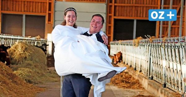 Erfolg für Landwirte-Singlebörse: Hochzeit auf Bauernhof Reinstorf