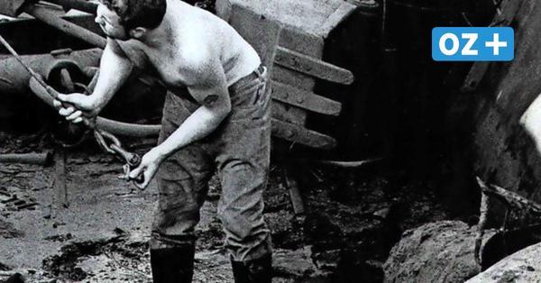 Himmelfahrtskommando: Arbeiter warfen Gasgranaten mit bloßen Händen in die Ostsee