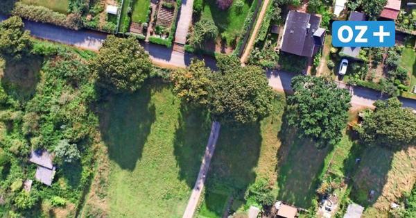 So viele neue Häuser könnten im Questiner Weg in Grevesmühlen entstehen