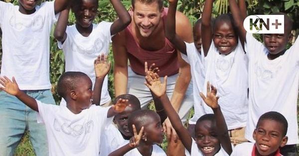 Hilfe für Afrika: Zwei Kieler mit großem Herz
