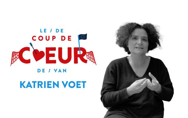 La semaine prochaine, la coordinatrice Katrien Voet parlera de l'ambition de Courtrai de devenir Capitale culturelle en 2030. I Volgende week vertelt coördinator Katrien Voet over de ambitie van Kortrijk om Culturele Hoofdstad te worden in 2030.