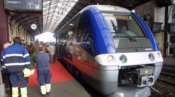 La SNCF va expérimenter ses premiers trains à batterie - SNCF test  eerste treinen door batterijen aangedreven