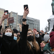 TikTok sees a surge in anti-protest disinformation in Russia