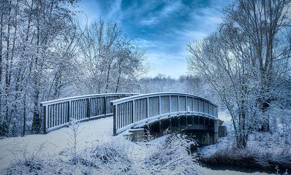 Winterwandern im Lockdown: Entschleunigung an der frischen Luft