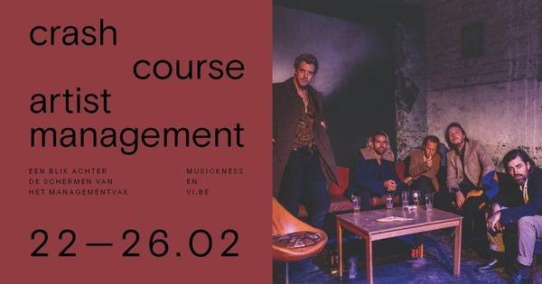 Crash Course Artist Management [krrratis!]