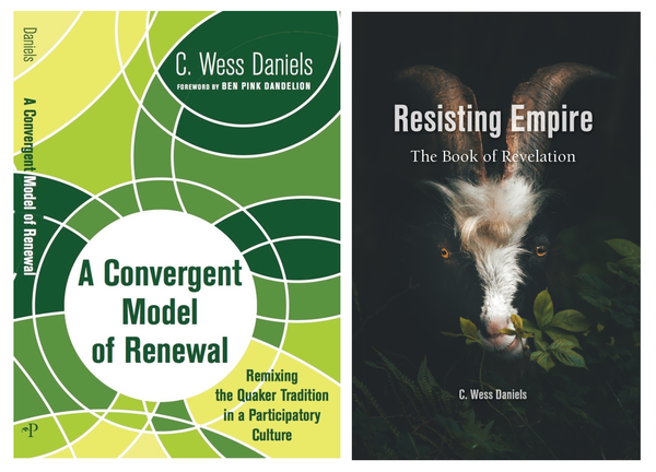 A Convergent Model of Renewal (2015) and Resisting Empire (2019)