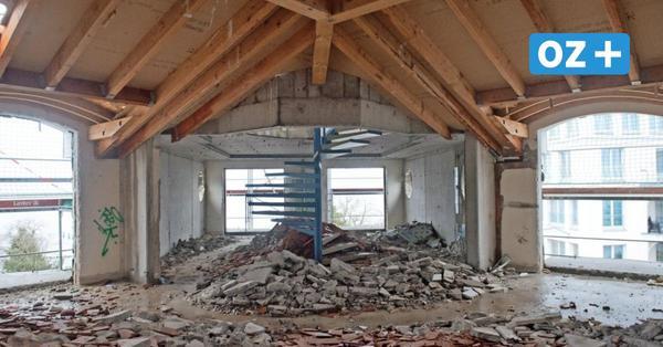 Selliner Kurhaus wird abgerissen bleibt kein Stein auf dem anderen