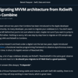 Migrating MVVM Architecture From RxSwift To Combine