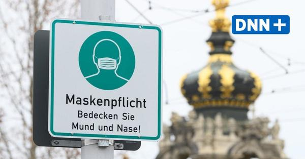 Corona in Dresden: Inzidenzwert am Sonntag knapp über 100