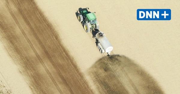 Gegen neue Düngeverordnung: Sachsens Bauern leisten Widerstand