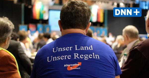 AfD-Parteitag in Dresden: Stadt kündigt Kontrollen an