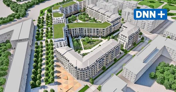 Polen kaufen Mika-Quartier in Dresden-Mickten