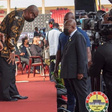 Akufo-Addo, Mahama leave naysayers surprised, spotted interacting in public