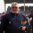 Rawlings' one wish that came true before his death