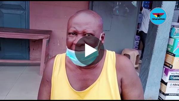 #TrendingGH: Residents of Koforidua bid farewell to JJ Rawlings