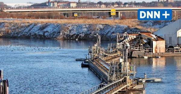 Freistaat verkauft Land an Kieswerk für Abbau in Dresden-Söbrigen