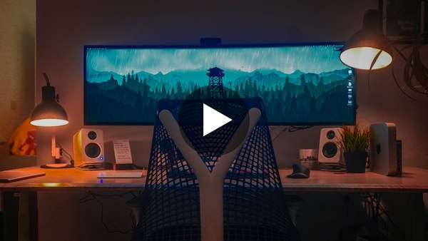 The Most PRODUCTIVE Desk Setups on YouTube