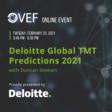Deloitte Global TMT Predictions 2021 with Duncan Stewart, proudly presented by Deloitte — Vancouver Entrepreneurs Forum