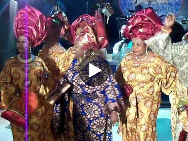 Nigerian - Money Dance