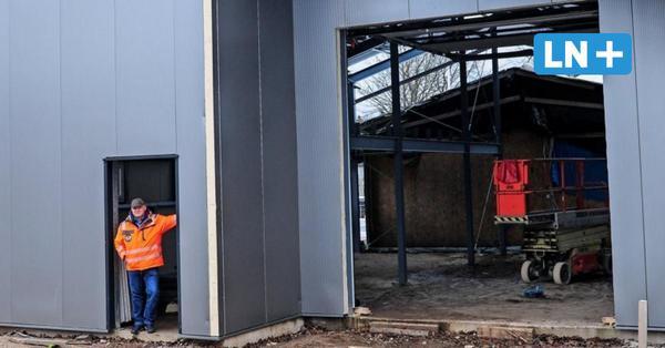 Neue Straße, Kita-Anbau und neues Baugebiet: Negernbötel wird aufpoliert