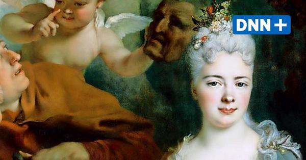 """Zurück nach Paris:Dresden restituiert das """"Bildnis einer Dame als Pomona"""""""