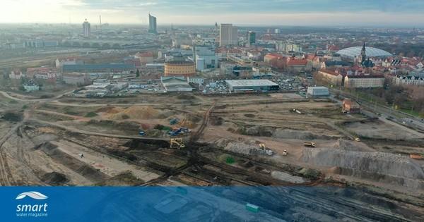 Leipzig 416: BlueGreen infrastructures for a new and resource-efficient urban neighbourhood