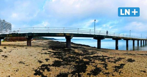 Timmendorf: Abschied von der Maritim-Seebrücke