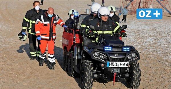 Erfahrener Eisbader stirbt in der Ostsee vor Warnemünde: Wie konnte das passieren?