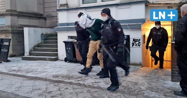 Polizeieinsatz in Lübeck beendet: Spezialkommando nimmt Täter fest