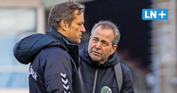 VfB Lübeck spricht Trainer Landerl das Vertrauen aus