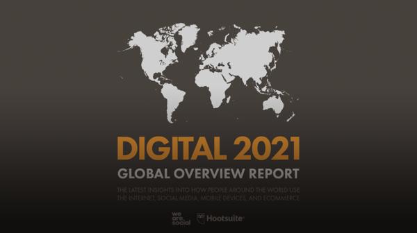 Chegou o relatório digital da We Are Social