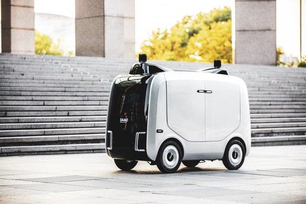 Source: Alibaba Cloud autonomous logistics robot Xiaomanlv. Apsara conference, Sep, 2020