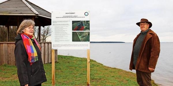 Kritik am Wassersport auf dem Salzhaff: Bürger fordern mehr Schutz für Wasservögel