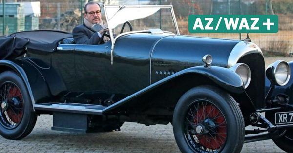Klassiker des Monats: Die Wolfsburger Autostadt präsentiert Bentley 3 Litre Speed