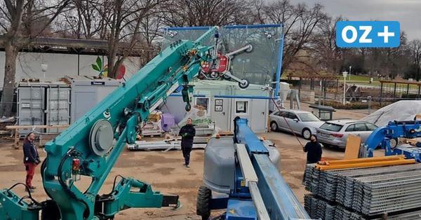 Metallbau Ott in BadDoberan: Wie Arbeiten auf Distanz im Baugewerbe funktioniert