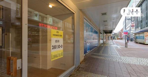 Lockdown verschärft Probleme in Kieler Innenstadt